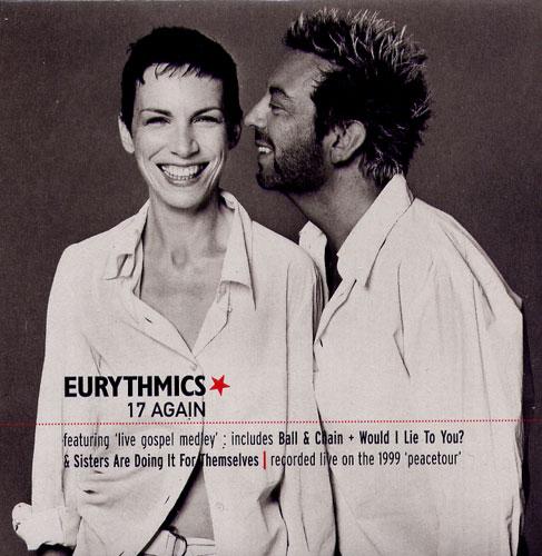 Songtext von Eurythmics - 17 Again Lyrics