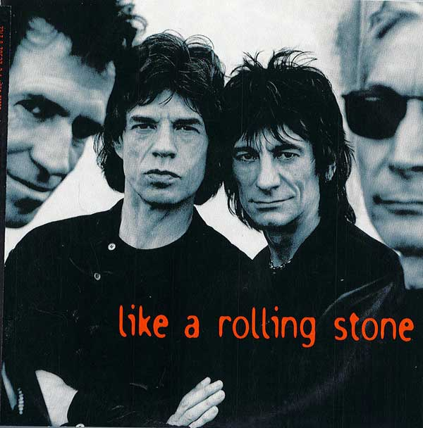 like a rolling stones: